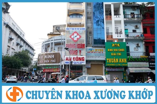 yhct an dong la dia chi chua thoai hoa khop hang uy tin