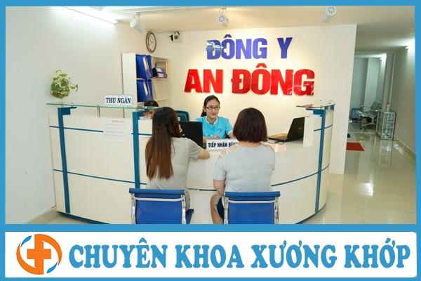 dong y an dong la dia chi chua benh gout chat luong