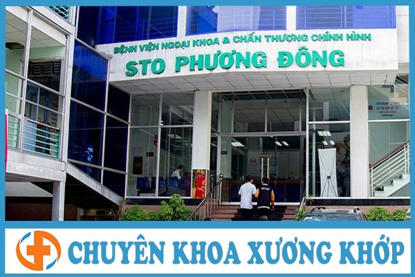 benh vien phuong dong la dia chi tri thoat vidia dem cot song lung hay
