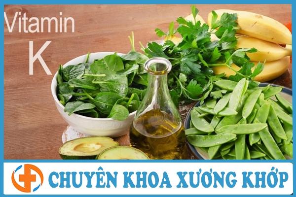 vitamin k co vai tro quan trong trong dinh duong cho nguoi gai cot song