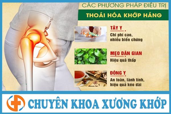 cac phuong phap tri thoai hoa khop hang