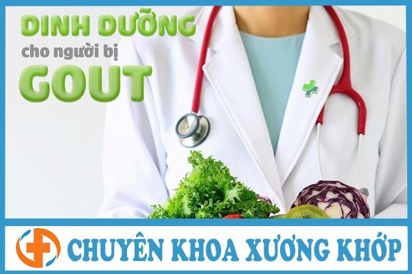 che do an cho nguoi benh gout